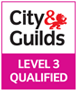 City & Guilds - Level 3 Qualified